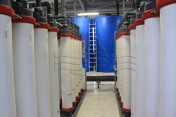 Ultrafiltration system UF20x3.